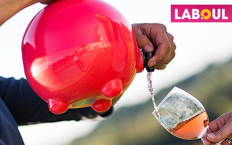 LABOUL Fuente de vino Accesorios para vino Mesa Accesorios  |