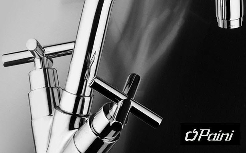 PAINI Mezclador lavabo 1 orificio Grifería Baño Sanitarios  |
