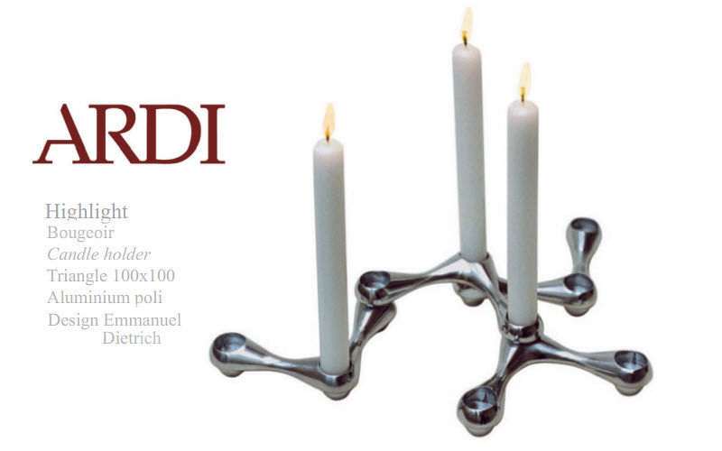 Ardi Candelero Velas & palmatorias Objetos decorativos  |