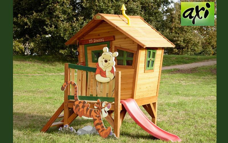 Casa de jard n ni o juegos al aire libre decofinder for Casa jardin 8 de octubre