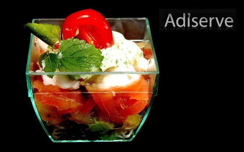 Adiserve Vasito para tapas Copas & vasos Vajilla  |
