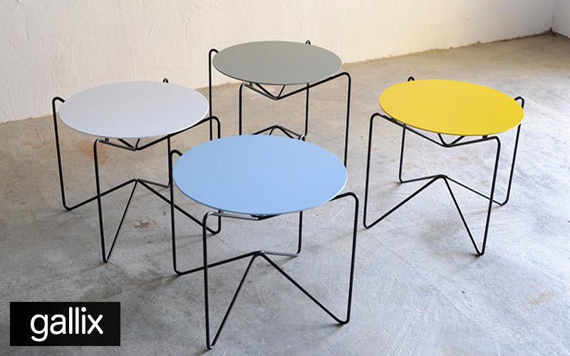 Gallix Mesa de centro redonda Mesas de centro Mesas & diverso  |