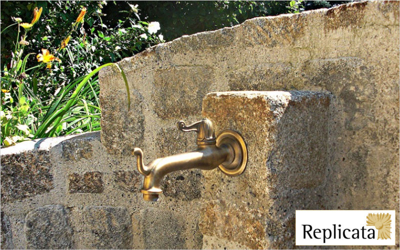 Replicata Grifo de jardín Riego Jardín Diverso   