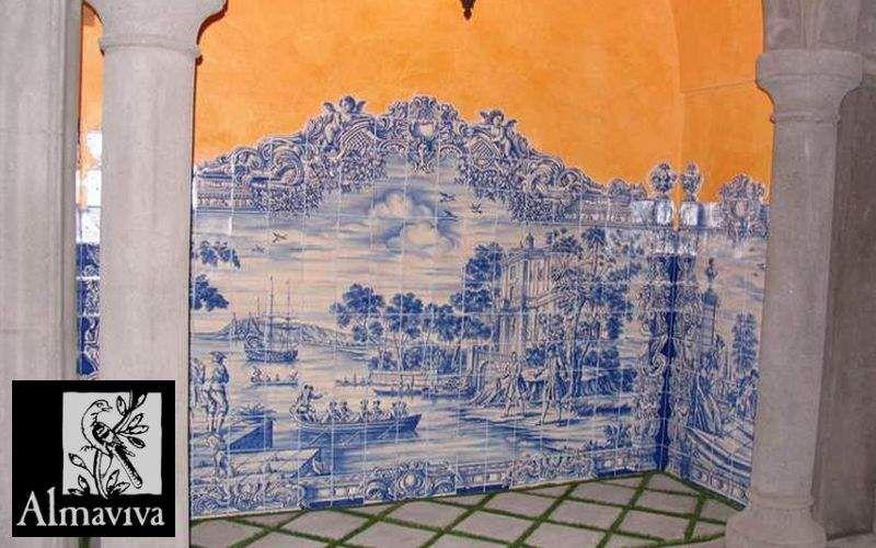 Almaviva Panel de cerámica Azulejos para paredes Paredes & Techos  |