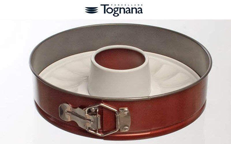 TOGNANA PORCELLANE Molde para pasteles Moldes Cocción  |