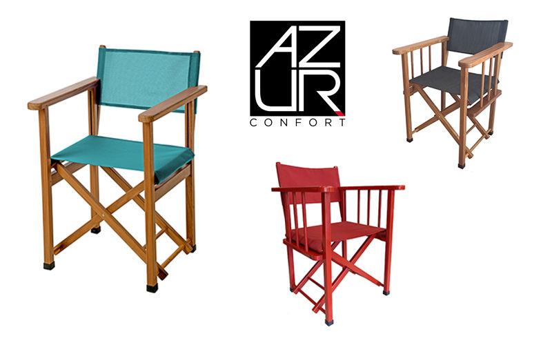Azur Confort Silla de director de cine Sillones Asientos & Sofás  |