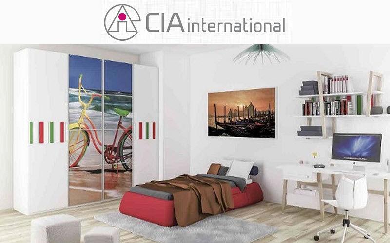 Cia International Habitación adolescente 15-18 años Dormitorio infantil El mundo del niño  |