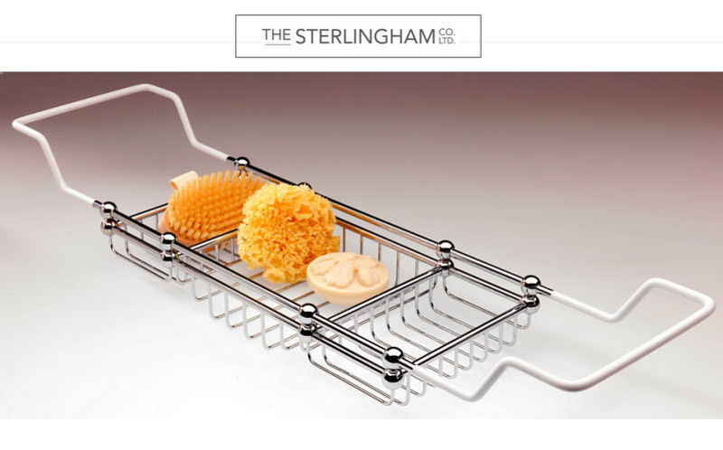 The Sterlingham Bandeja de bañera Bañeras Baño Sanitarios  |