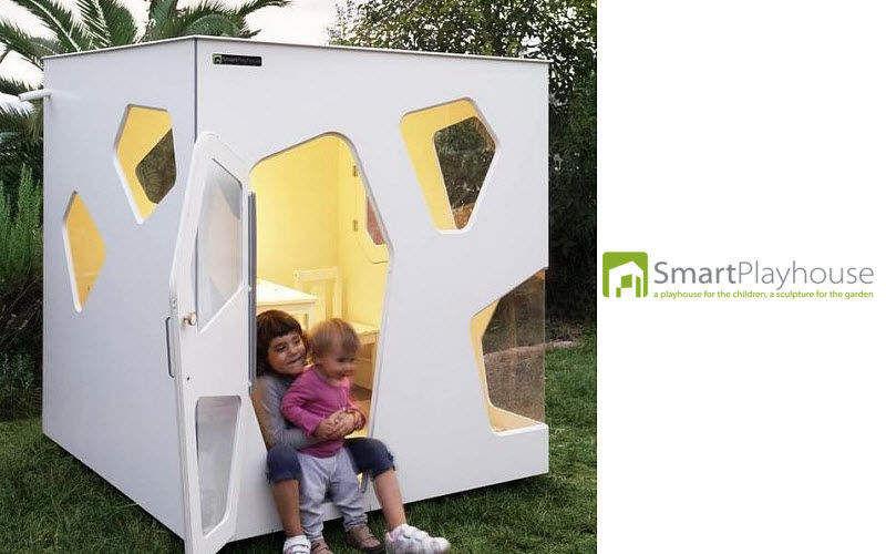 SMART PLAYHOUSE Caseta Juegos al aire libre Juegos y Juguetes  |