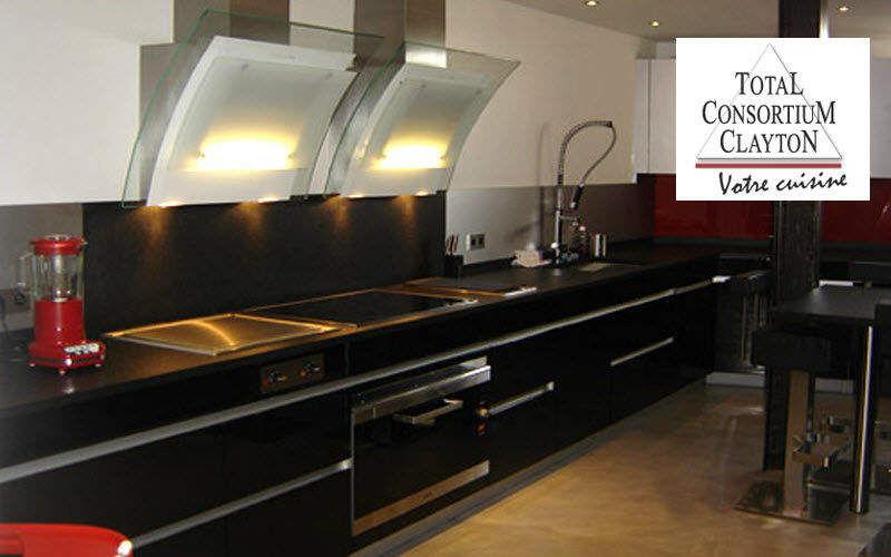Total Consortium Clayton Cocinas completas Equipo de la cocina  |
