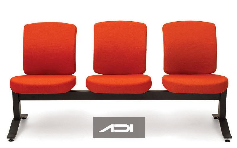 ADI Art Design International Hilera de sillas Sillas de oficina Despacho  |