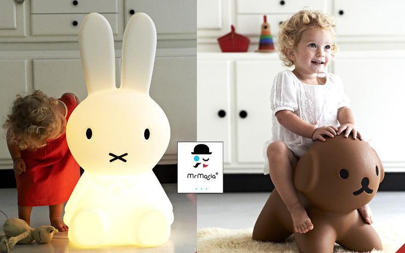 MR MARIA Lámpara de mesa para niños Iluminación infantil El mundo del niño  |