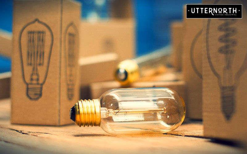 UTTERNORTH Luz bombilla de filamento Electricidad Iluminación Interior  |