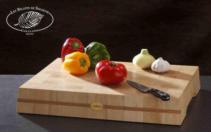 LES BILLOTS DE SOLOGNE Tabla de corte Artículos para cortar y pelar Cocina Accesorios  |