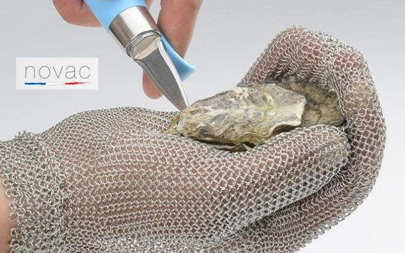 NOVAC Guante para ostras Abridores Cocina Accesorios  |