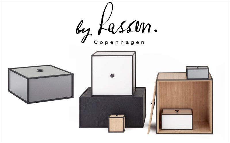by Lassen Caja Cajas guardarropa Vestidor y Accesorios  |