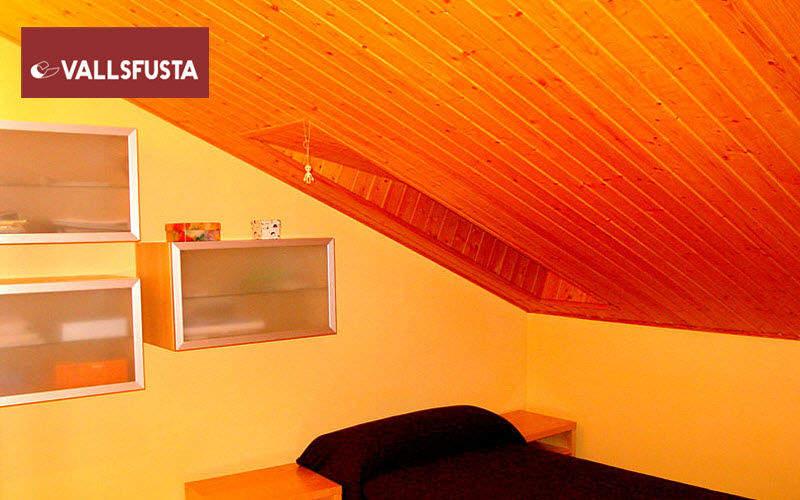Vallsfusta Revestimiento de madera Revestimientos, artesonados y chapados Paredes & Techos  |