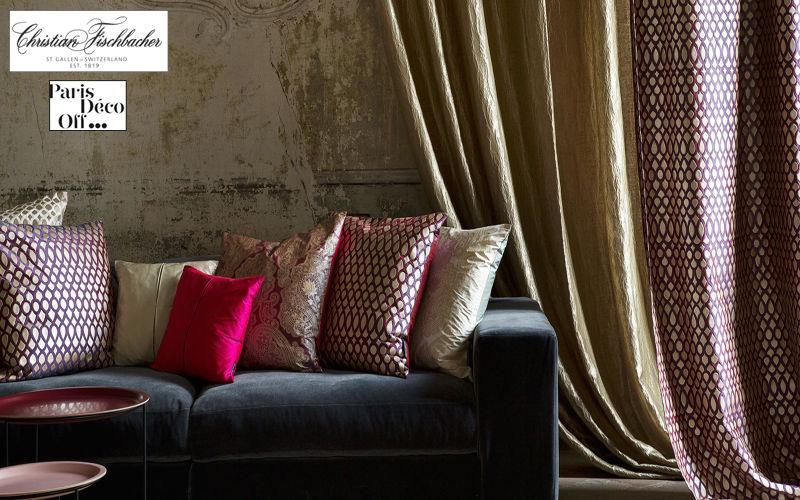 Christian Fischbacher Tela para tapicerías Telas decorativas Tejidos Cortinas Pasamanería  |