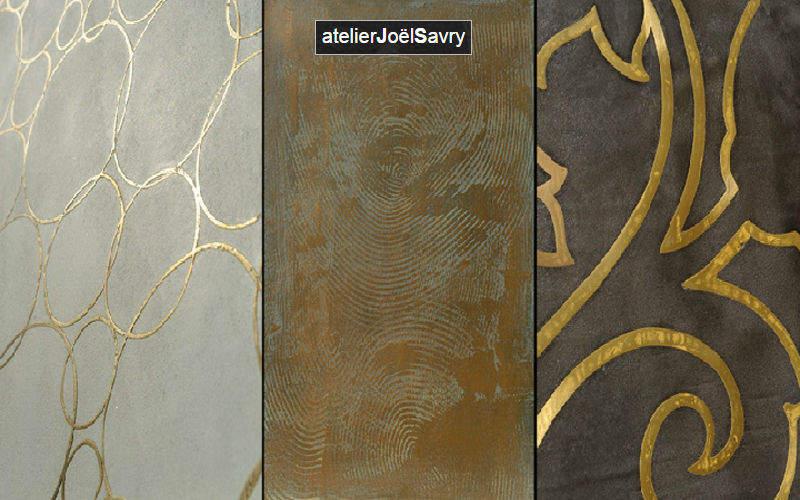 Atelier Joël Savry Enfoscado decorativo Pintura decorativa interior Ferretería  |