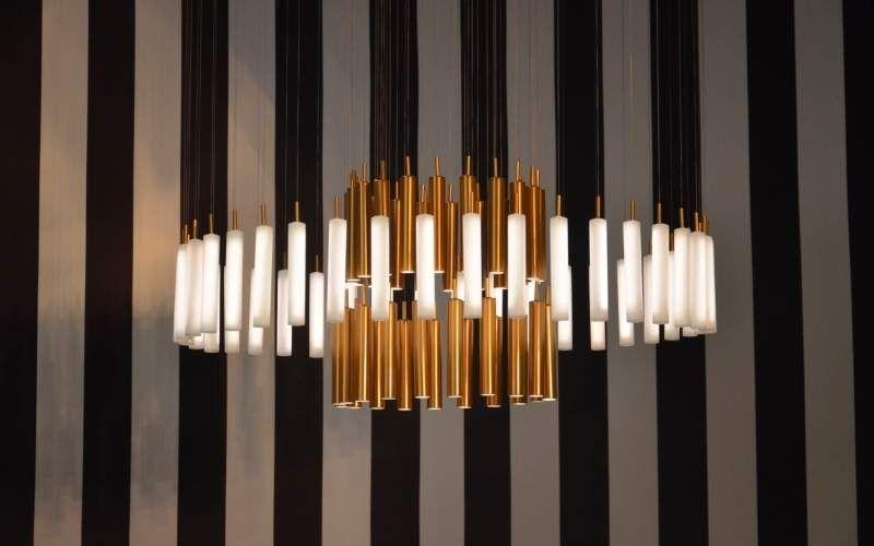 Beau & Bien Araña Luminarias suspendidas Iluminación Interior  |