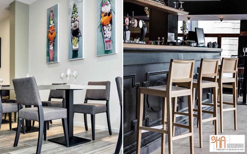 SKa France Silla para restaurante Sillas Asientos & Sofás  |