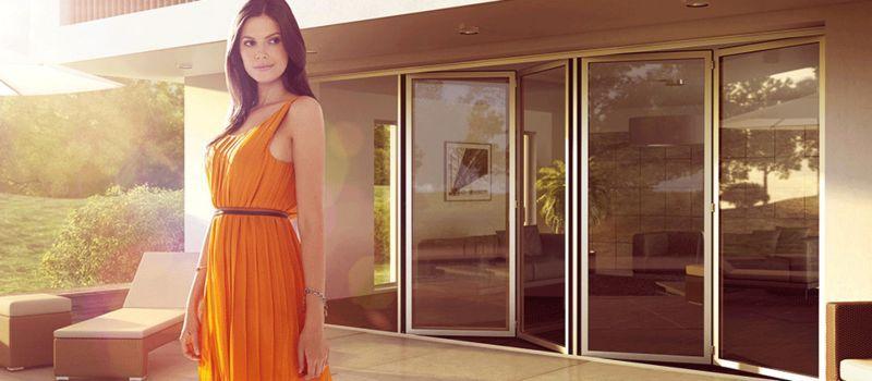 FAVOROL PAPAUX Portaventana plegable para ventanas Puertas-ventana Puertas y Ventanas  |