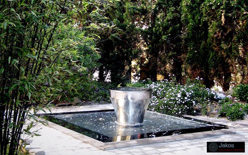 JAKOS Fuente exterior Fuentes Jardín Jardineras Macetas  |