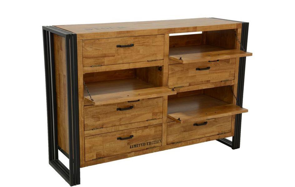 LOTUSEA Mueble zapatero Muebles y accesorios para la entrada Armarios Cómodas  |