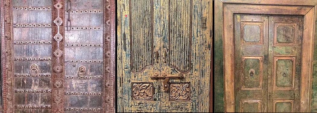 ALEXANDER D'ORIENT Puerta antigua Puertas Puertas y Ventanas  |