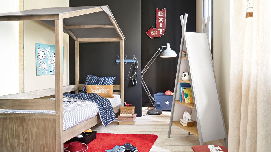 MAISONS DU MONDE Habitación niño 4-10 años Dormitorio infantil El mundo del niño  |