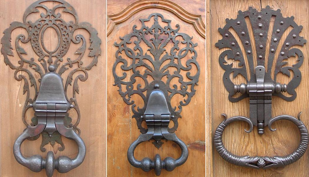 Les Forges De Signa Aldaba Ferretería, cerraduras & herrajes para puertas Puertas y Ventanas  |