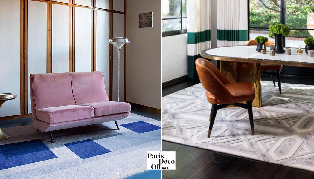 The Rug Company Alfombra contemporánea Alfombras contemporáneas Alfombras Tapices  |