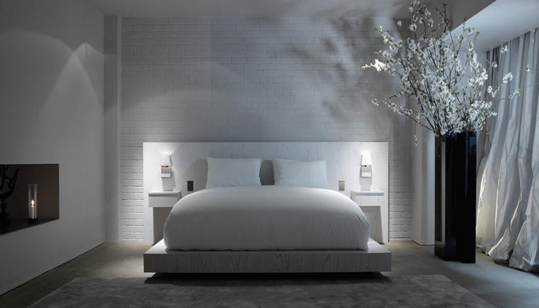 Guillaume Alan Realización de arquitecto Realizaciones de arquitecto de interiores Casas isoladas Dormitorio | Design Contemporáneo
