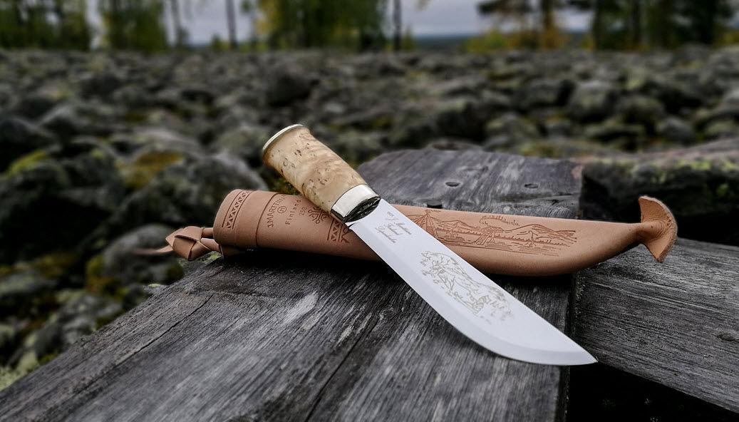 MARTTIINI Cuchillo de cazador Armas y armaduras Objetos decorativos  |