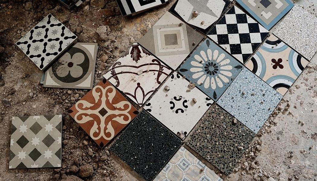 CEMENTINE Baldosa de cemento Baldosas para suelo Suelos   