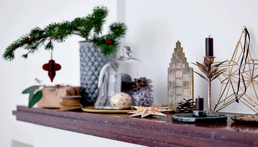 Bloomingville Decoración de árbol de Navidad Decoración y motivos navideños Navidad y Fiestas  |