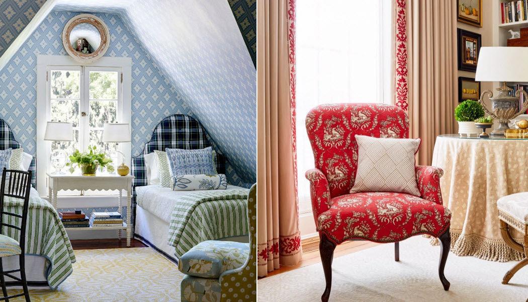 Holland & Sherry Tejido de decoración para asientos Telas decorativas Tejidos Cortinas Pasamanería  |