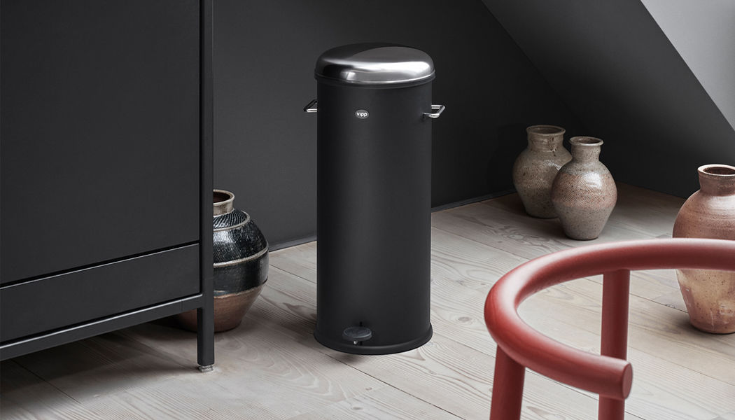 VIPP Cubo de basura de cocina Accesorios del fregadero Cocina Accesorios  |