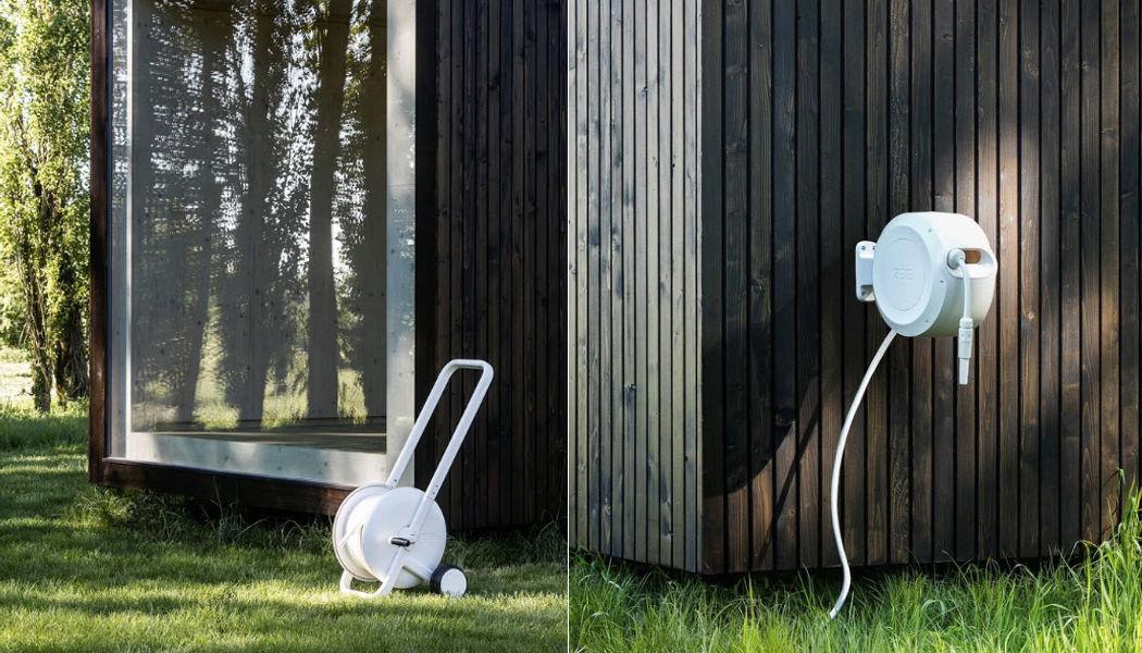 ZEE Enrollador de tubo de riego Riego Jardín Diverso  |