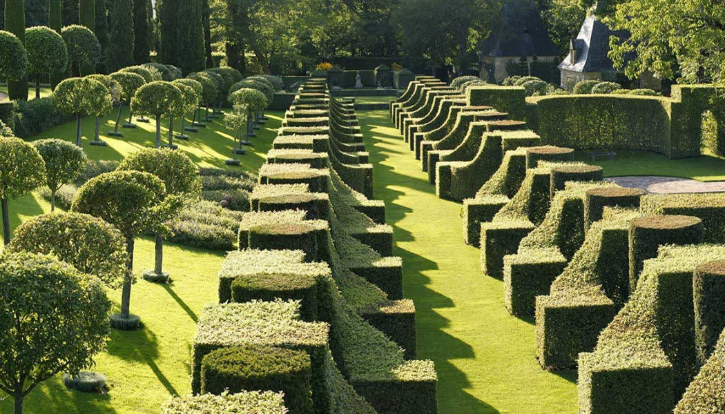 LES JARDINS DU MANOIR D'EYRIGNAC Jardín paisajístico Creación de jardines Jardín Diverso  |
