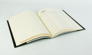 Libro de bodega