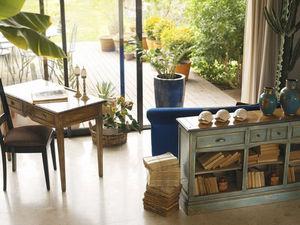 Mueble para detrás del sofá