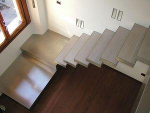 Er2m Escalera con tramo curvo