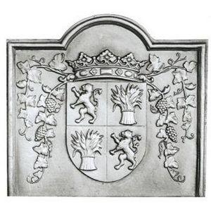 Placa de chimenea-Reignoux Creations