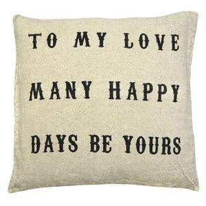 Sugarboo Designs - pillow collection - to my love - Cojín Cuadrado