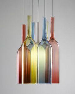 LASVIT - jar rgb - Lámpara Colgante