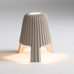 Bosa - silk - Lámpara De Sobremesa