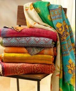 Handicrafts & Textiles International -  - Manta De Viaje / Plaid
