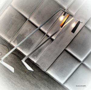 WILLIAM AMADIEU DESIGNER - edgar-- - Lámpara De Pie