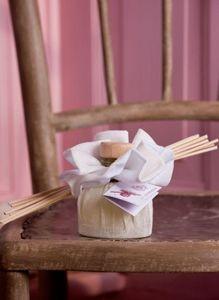 LE BEL AUJOURD'HUI - bouquet's fleur 100 ml lin blanc - Difusor